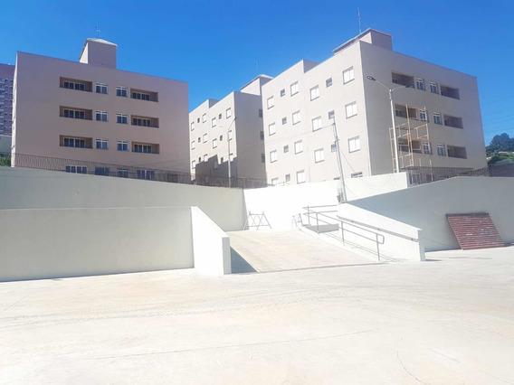 Apartamento 2 Quartos E Banheiro Com 54 M2 Uma Vaga De Garag