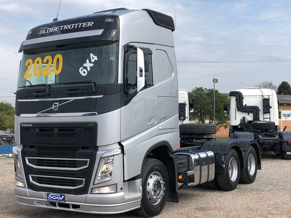 Volvo Fh 540 6x4 Ano 2020 Bug Leve