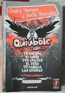 Libro Quiubole Con..l