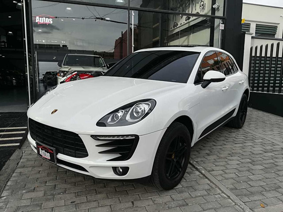 Porsche Macan Luxury