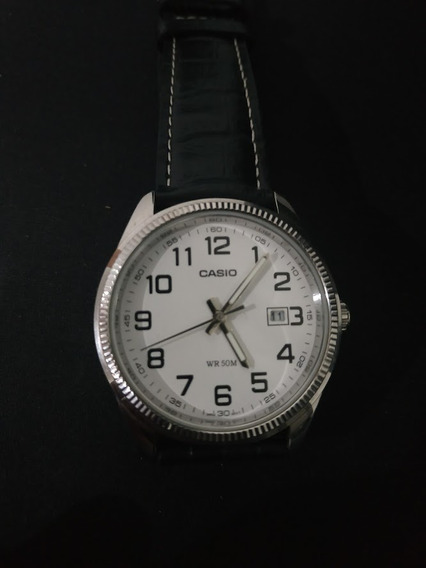 Relógio Casio Mtp 1302l 7bvdf Não Funciona