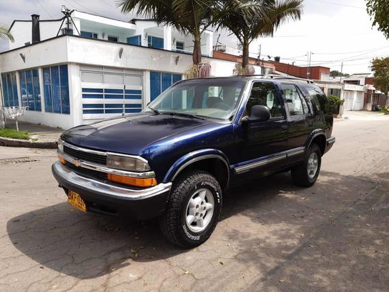 Chevrolet Blazer Mecánica 4x4 Fe