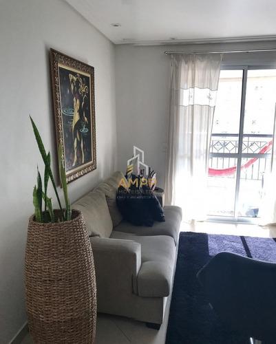 Imagem 1 de 14 de Apartamentos - Residencial - Condomínio Spazio Vivere              - 1120