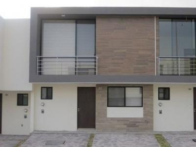 Casa Nueva En Renta Cond. Vidanta, Fracc. El Refugio ***