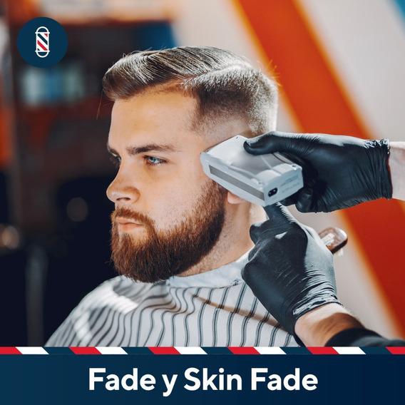 Curso De Barbería Fade Y Skin Fade