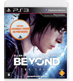 Beyond Two Souls Ps3 Mídia Física Novo Lacrado