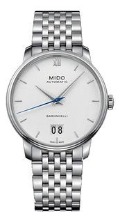 Mido Baroncelli Big Date M027.426.11.018.00 Fotos Reales