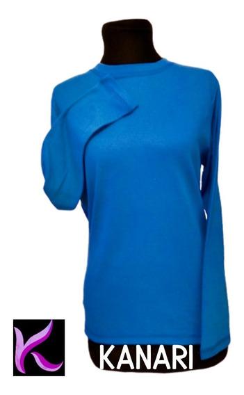 Pack De 3 Camisetas Termicas De Rib De Algodon