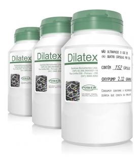 Combo 3x Dilatex (152 Cápsulas) - Power Supplements