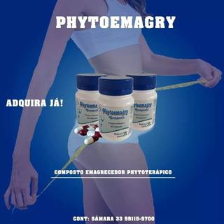 3 Phytoemagry Perca Peso Rapido + Brinde