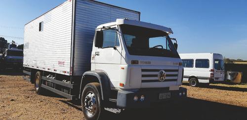 Imagem 1 de 14 de Caminhão Oficina Vw 15.180-10/10 - Impl. Gascom - 2847
