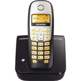 Teléfono Inalámbrico Dect Siemens Gigaset A260