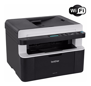 Impresora Multifunción Brother Dcp-1617nw Wifi