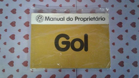 Manual Do Proprietário Gol Bx Ls Original Volkswagen