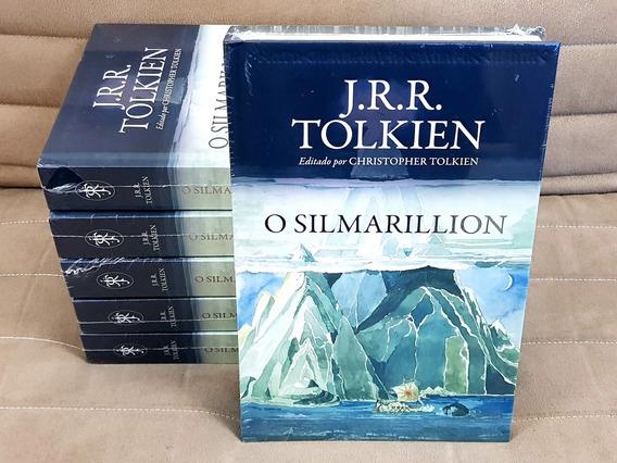 Livro O Silmarillion ( J R R Tolkien ) ( Capa Dura ) Lacrado