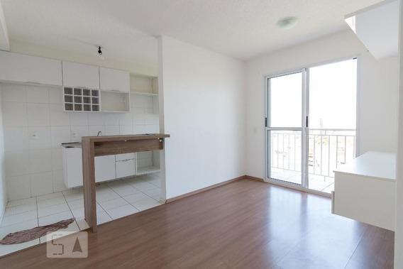 Apartamento No 10º Andar Com 2 Dormitórios E 1 Garagem - Id: 892972214 - 272214
