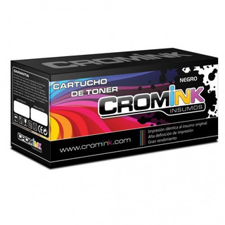 Toner Cromink Alt. Hp Cb435a Black