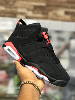 Tenis Air Jordan Retro 6 Infra-red 2020