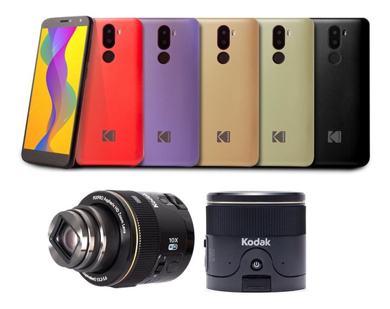 Kodak Smartway L1 Doble Camara +sl10