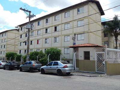 Apto Cdhu 2 Dormitórios 1 Vaga R$ 70 Mil + Transf De Dívida