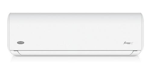 Aire acondicionado Carrier split inverter frío/calor 2253 frigorías blanco 220V 53HVA0901F