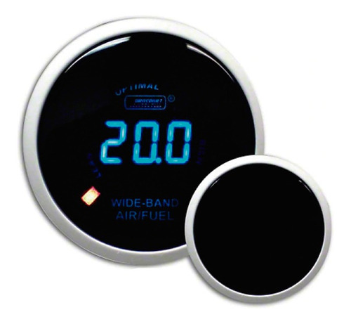Reloj Wideband Con Sonda Bosch 52mm Prosport