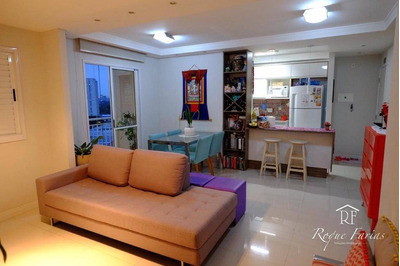Apartamento Com 1 Dormitório À Venda, 64 M² Por R$ 430.000 - Jaguaré - São Paulo/sp - Ap4203