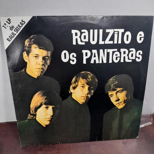 Imagem 1 de 6 de Disco Vinil Raul Seixas Rauzito E Os Panteras