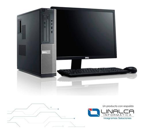 Imagen 1 de 4 de Computador Escritorio Dell 3020 Ci3 /4gb /500gb /17 /win7