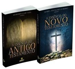 Livros A Essência Do Antigo E Do Novo Testamento Frete Grát