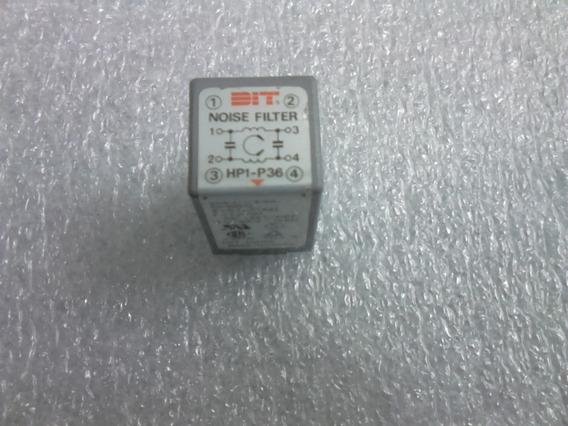 Indutor De Filtro Comum 1,2mh 250v~ 3,6a 3 Pçs