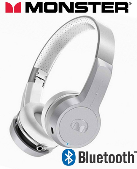 Fone De Ouvido Monster Clarity Bluetooth Wireless Novo