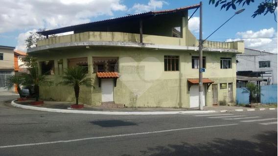 Casa Esquina Guarulhos - Parque Continental 1 - 170-im336602