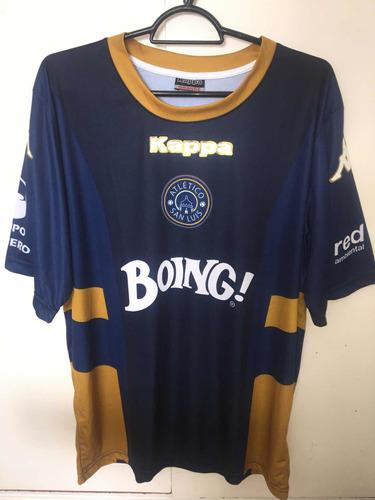 Camisa Rara E Original Comprada No Mex Do Time Atl. San Luis