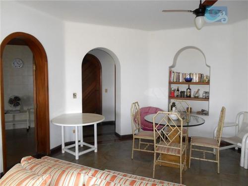 Imagem 1 de 26 de Apartamento Para Venda E Locação, Praia Da Enseada, Guarujá. - Ap3792