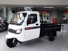 Zanella Zmax Truck 200 Z2 Tricargo Utilitario Carga 2018