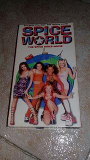 Pelicula Spice Girls Spice World Vhs Importado