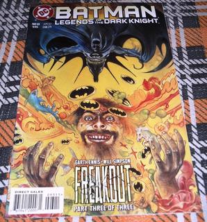 Legends Of The Dark Knight #93 - Dc Original En Inglés 1997