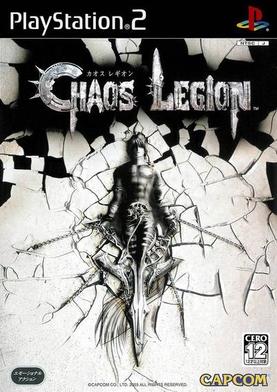 Chaos Legion - Playstation 2