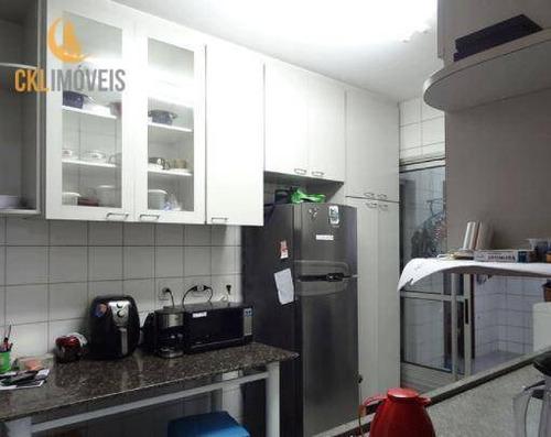 Imagem 1 de 19 de Apartamento Com 3 Dormitórios À Venda, 105 M² Por R$ 760.000,00 - Ipiranga - São Paulo/sp - Ap1075