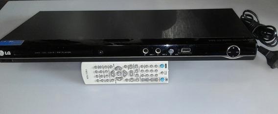 Dvd Karaokê Lg Modelo Dv-383 Com 4 Jogos Na Memória