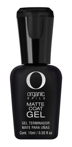 Imagen 1 de 9 de Matte Coat Color Gel By Organic Nails
