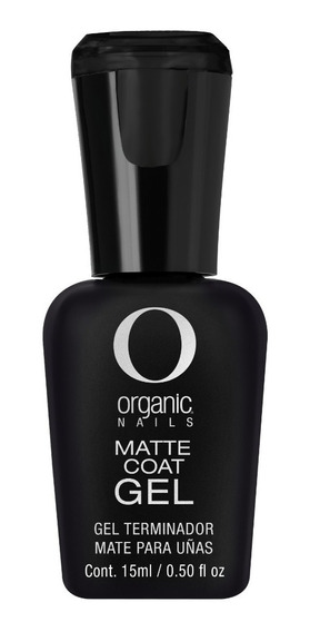 Matte Coat Color Gel By Organic Nails