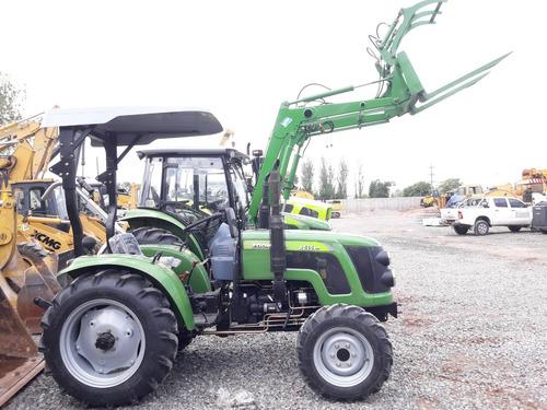 Imagen 1 de 10 de Tractor Chery 45 Hp, 4x2 Tipo Fiat 400