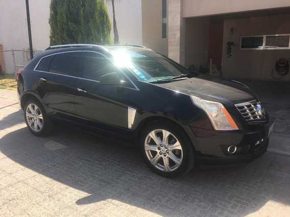 Cadillac Srx 3.6 Luxury V6 6 Vel At 2013
