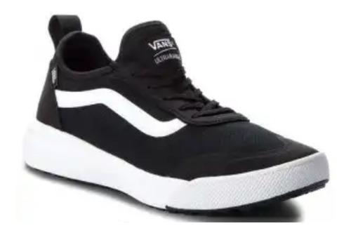 Zapatillas Vans Ultrarange Ac Negro/blanco Unisex Liviana - $ 6.550