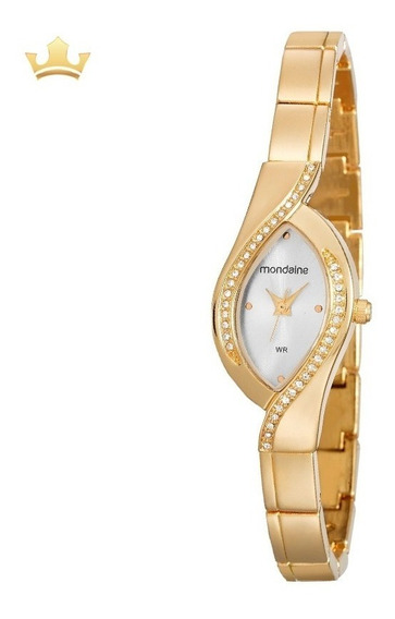 Relógio Mondaine Feminino 53565lpmvde1 Com Nf