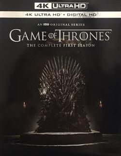 Game Of Thrones Juego Tronos Temporada 1 Uno 4k Ultra Hd