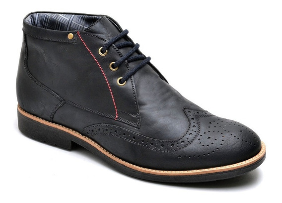 Sapato Oxford Masculino Em Couro Com Frete Gratis 31