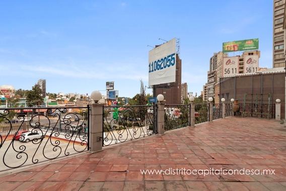 Local En Renta Para Restaurante Con Terraza En Lomas De Tecamachalco